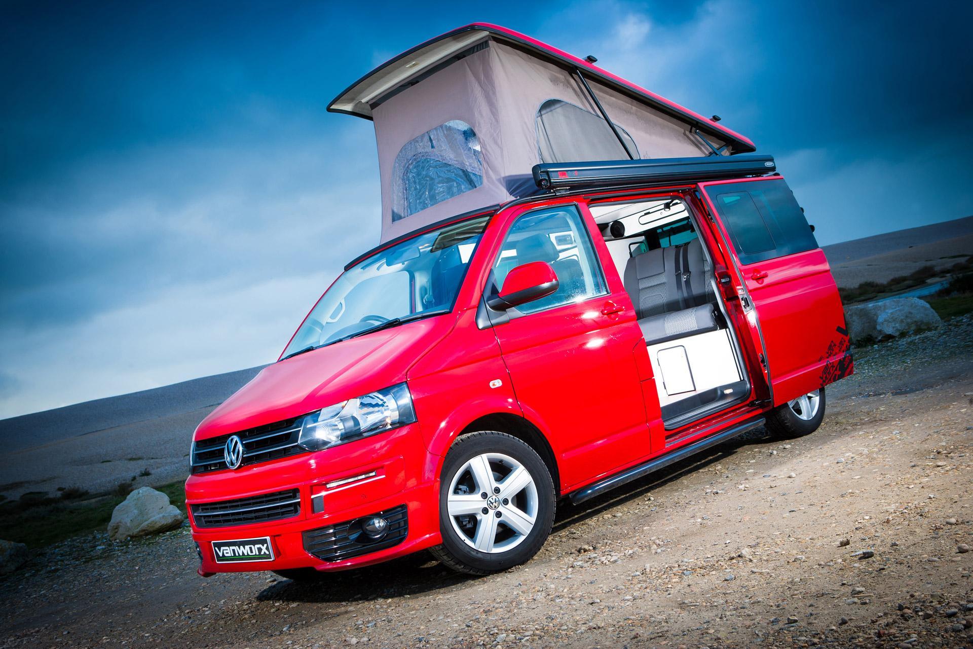 Vanworx Conversions Of VW Camper And Kombi Vans From UK Based Team