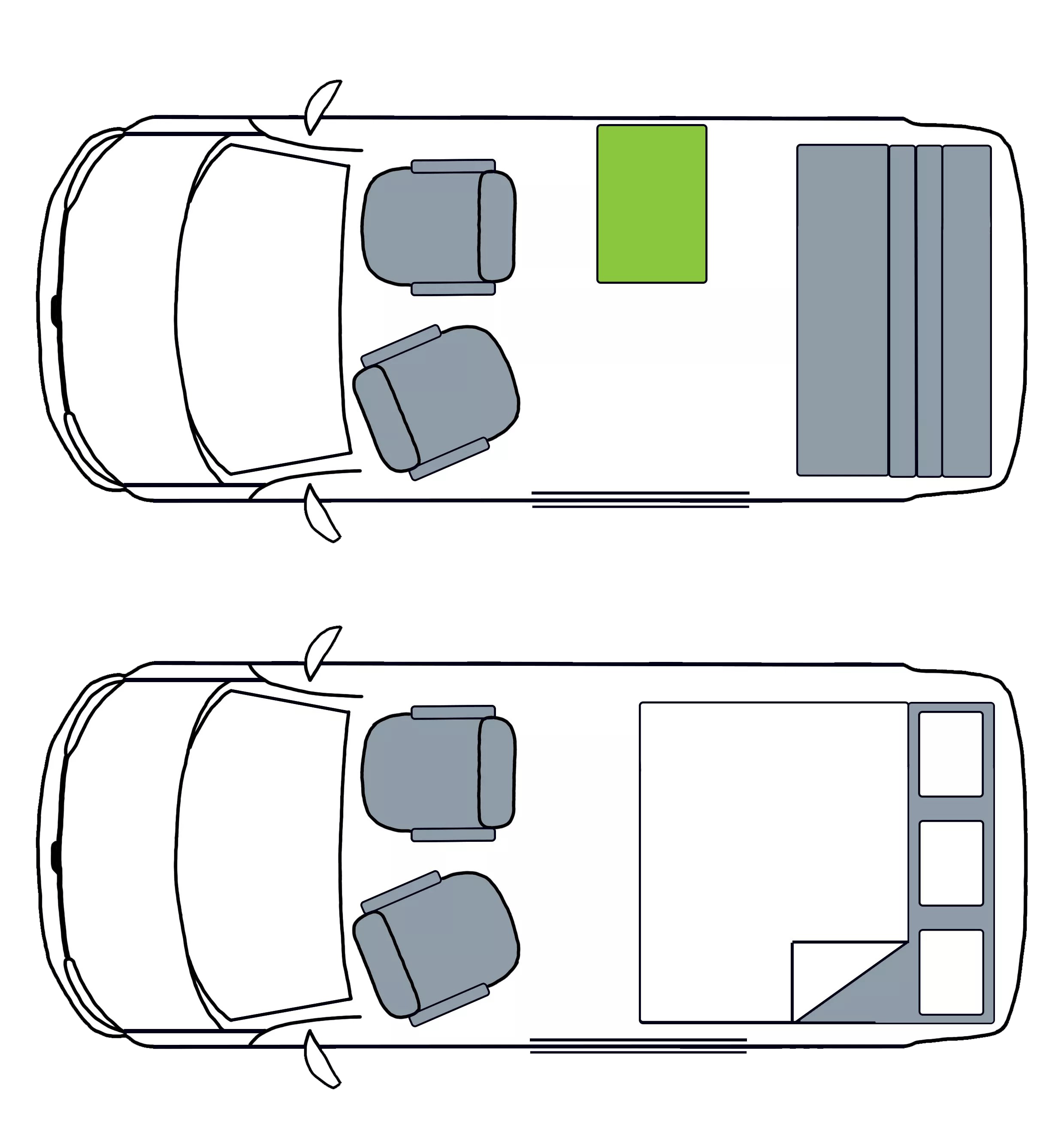 VW Vanworx Chilli conversion