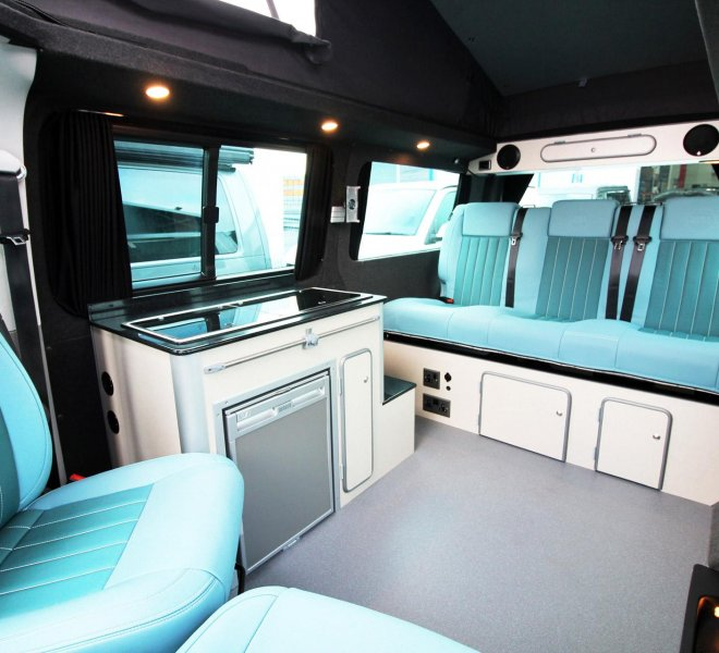 VW Vanworx chilli plus conversion