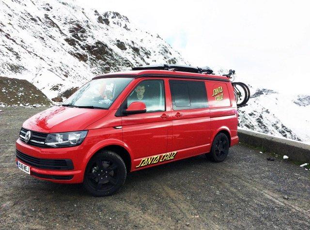 Volkswagen road trips