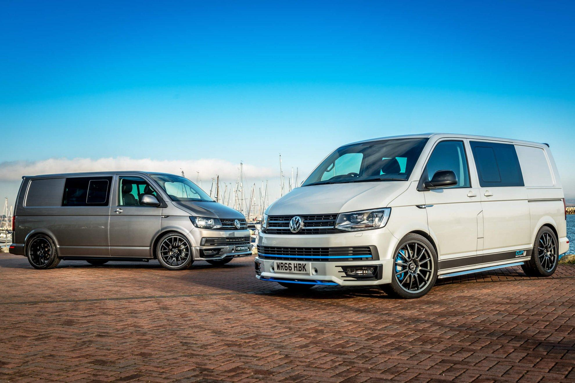 VW transporter finance for van