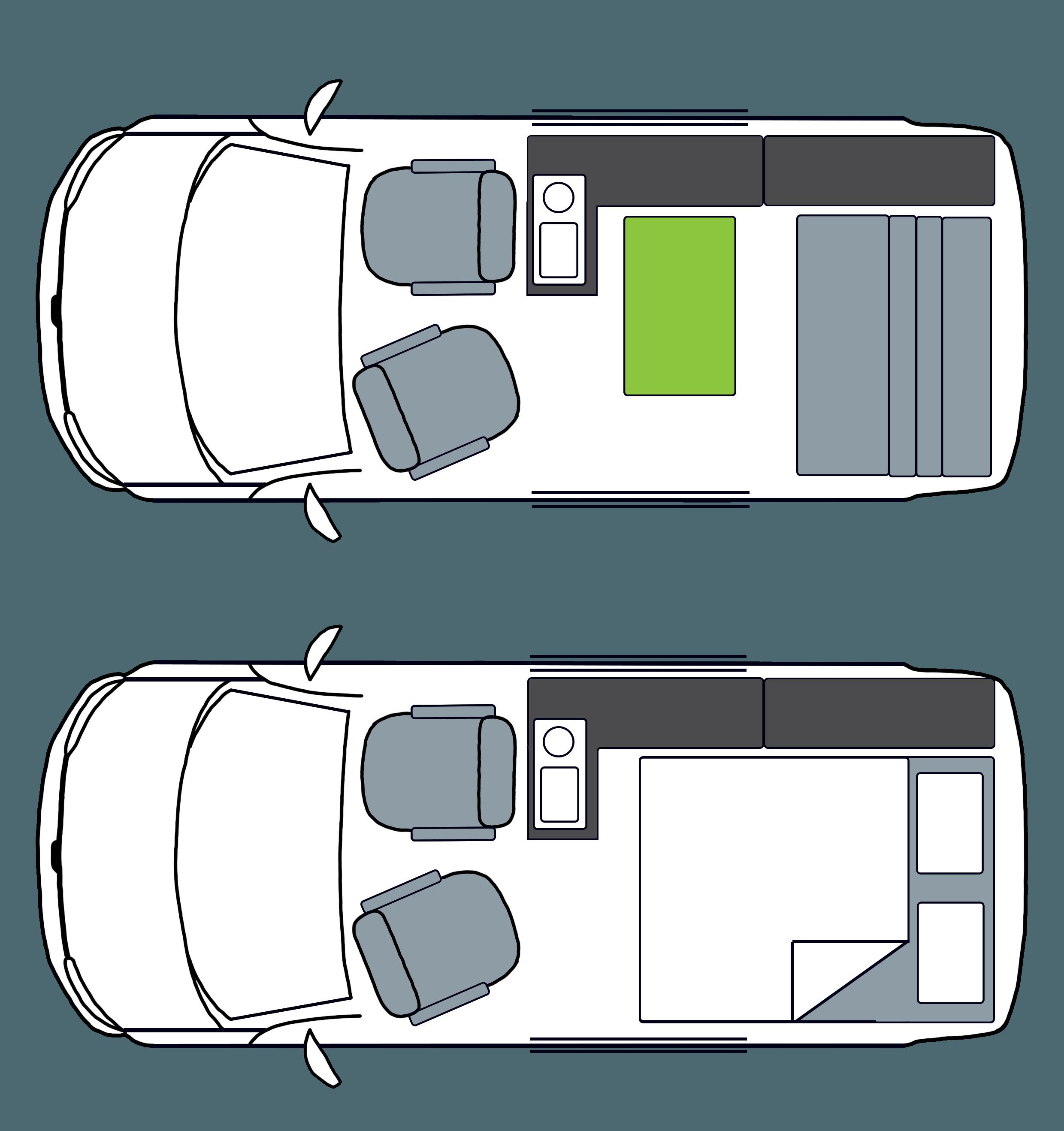 VW Vanworx Chilli Plus conversion