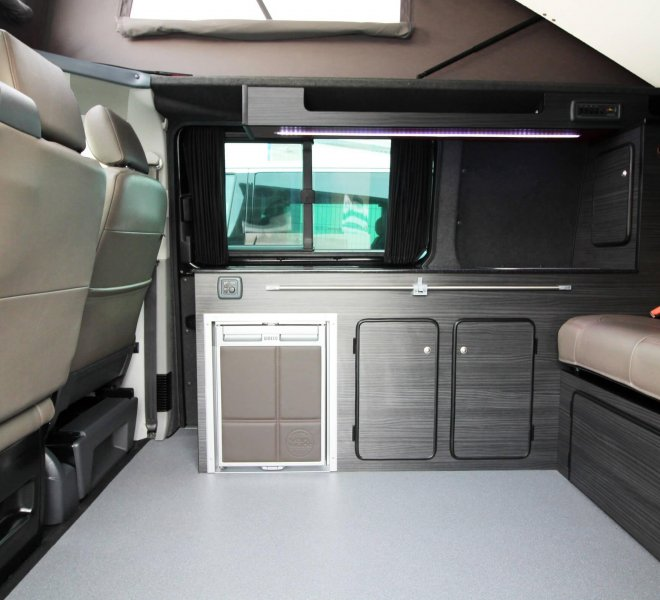 VW Vanworx Westbay conversion