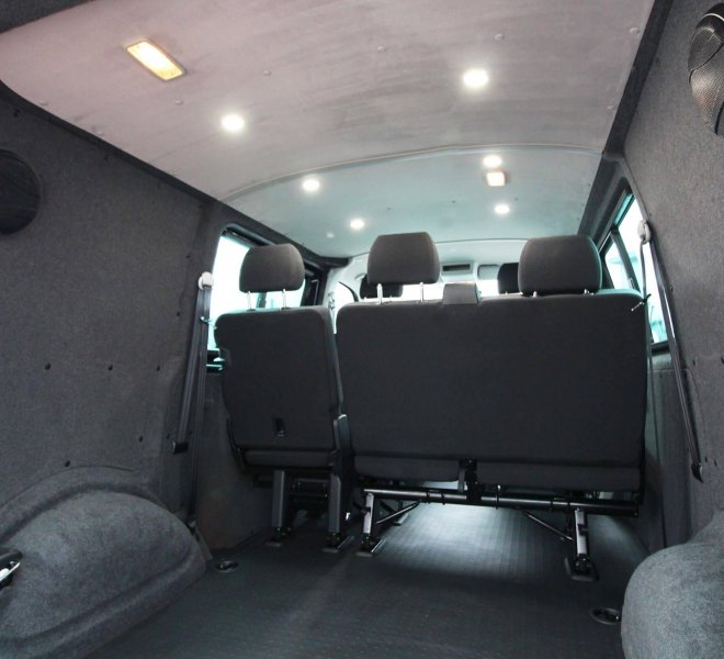 VW Vanworx Kombi conversion