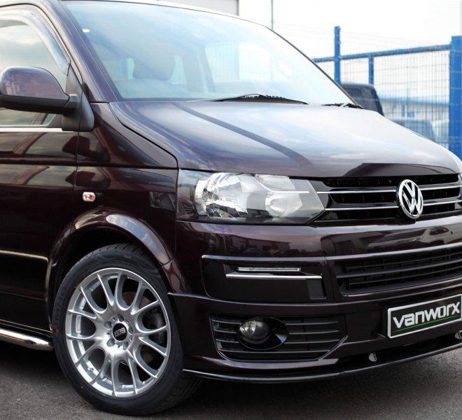 VW Kombi Stock