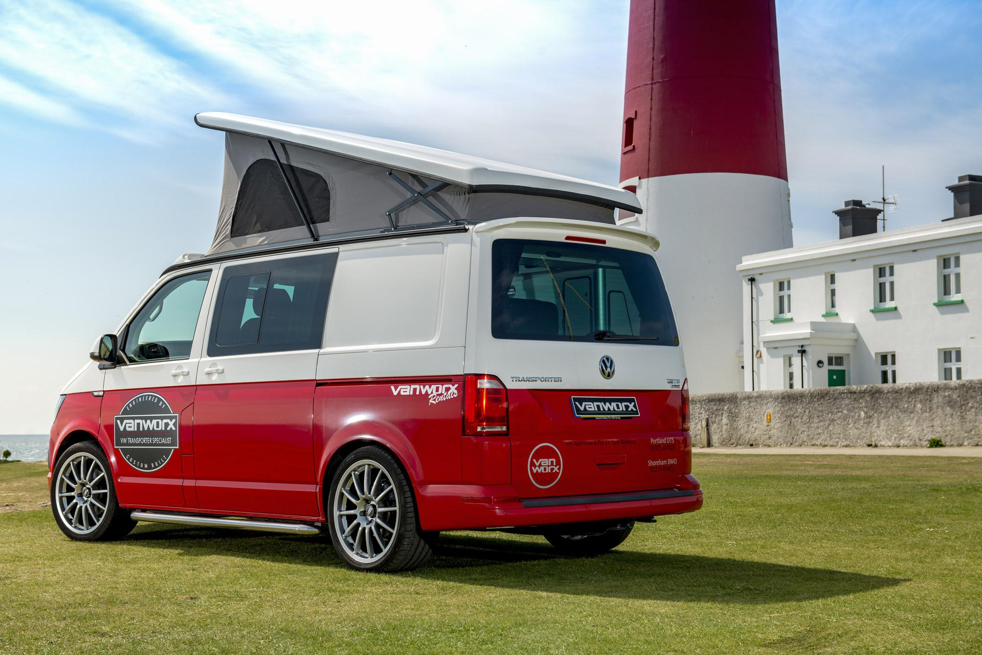 VW Transporter and Campervan Conversion Specialists | Vanworx