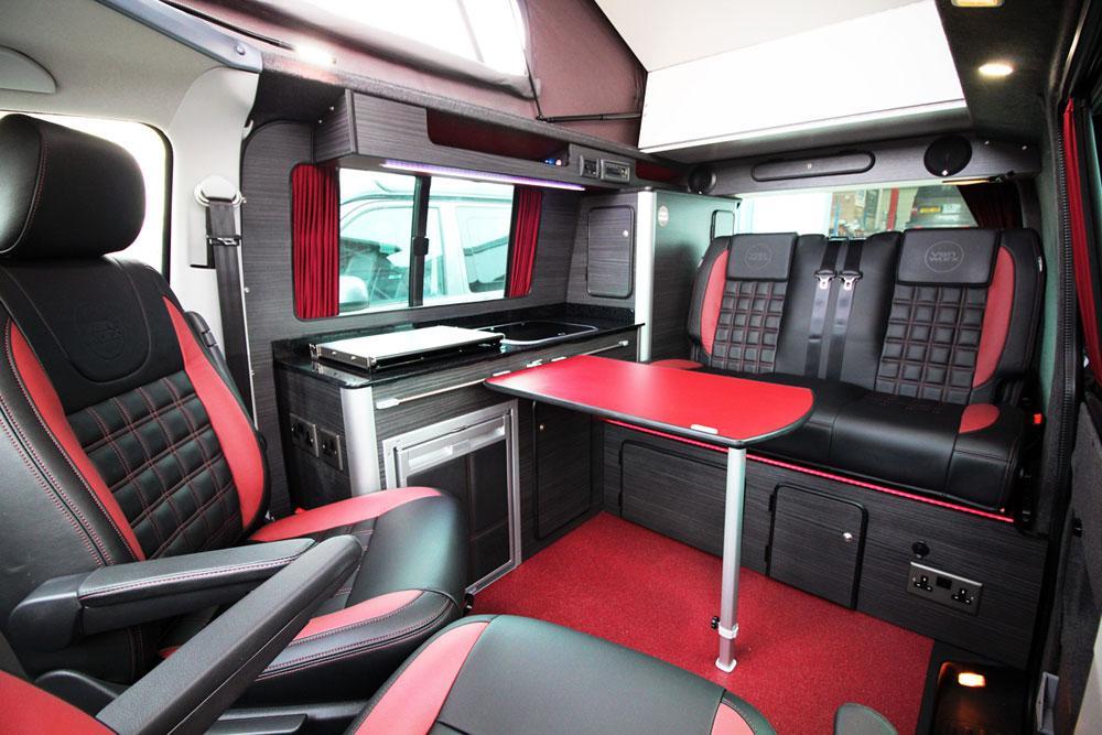 Vw Camper Van >> VW Kombi and Camper Conversions | Custom built VW Conversions