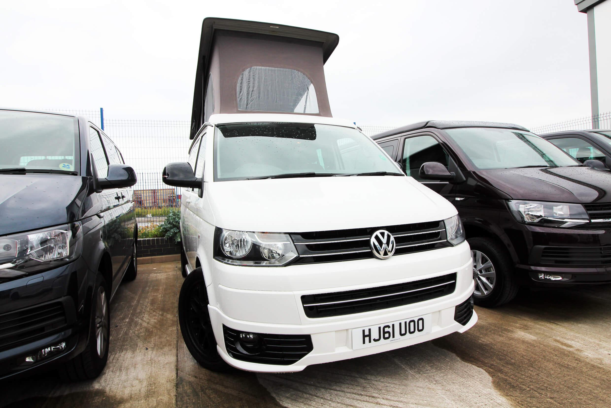 Vanworx VW transporter for sale