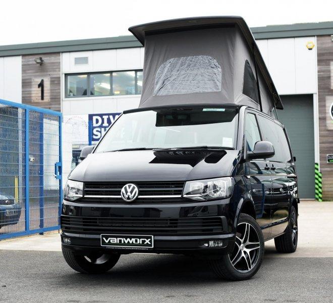 Vanworx VW transporter sale