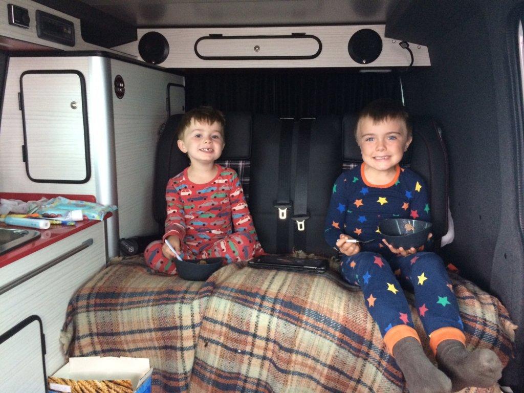 Campervan Vanworx UK