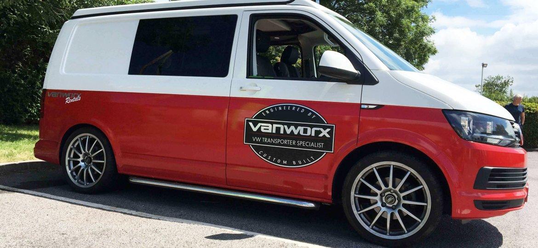 Vanworx VW camper rental