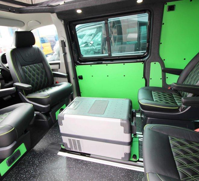 Vanworx Multivan Conversion