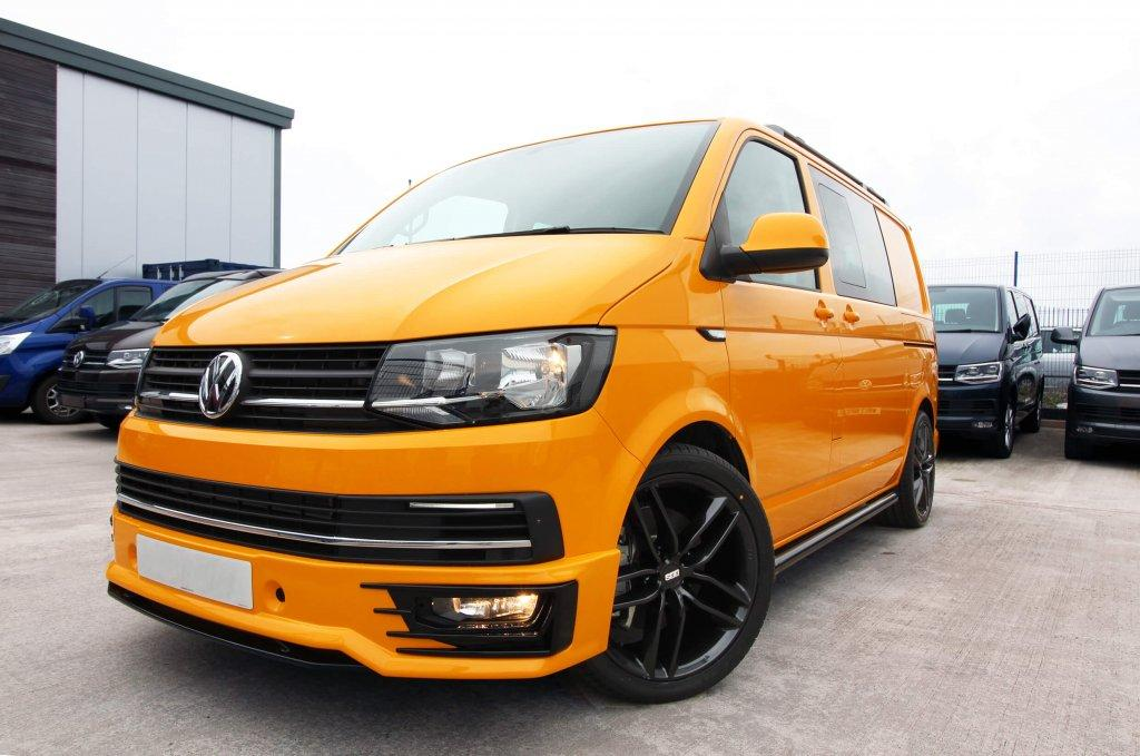 Vanworx Kombi Conversion