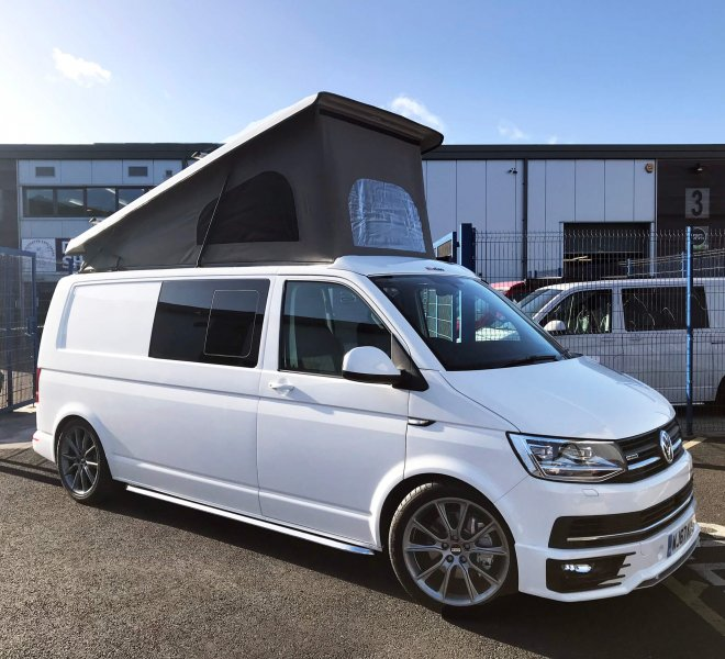 LWB Vanworx Chesil Conversion