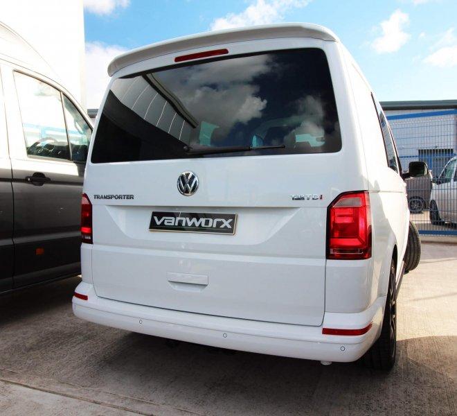 Vanworx Kombi Conversion