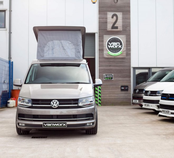 VW Vanworx Chesil Conversion