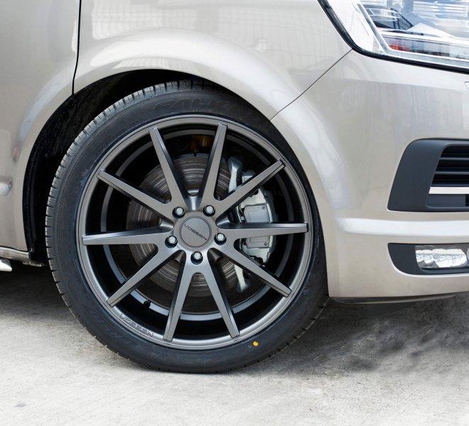 VW Vanworx Chesil Conversion