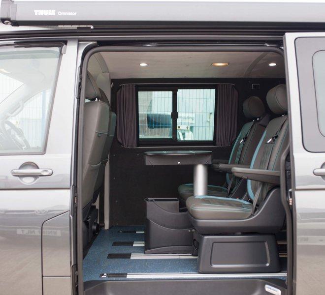 Vanworx Caravelle Volkswagen Conversion