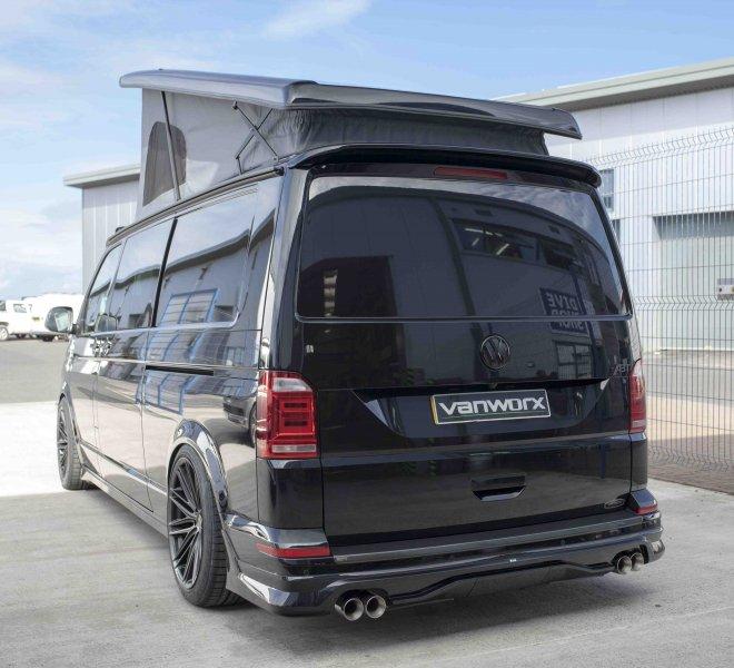 Vanworx Slipper Conversion