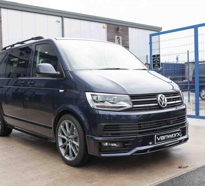 Vanworx VWX Kombi Conversion