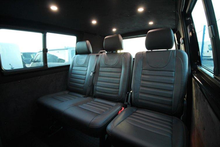 The Vanworx 10 year anniversary van