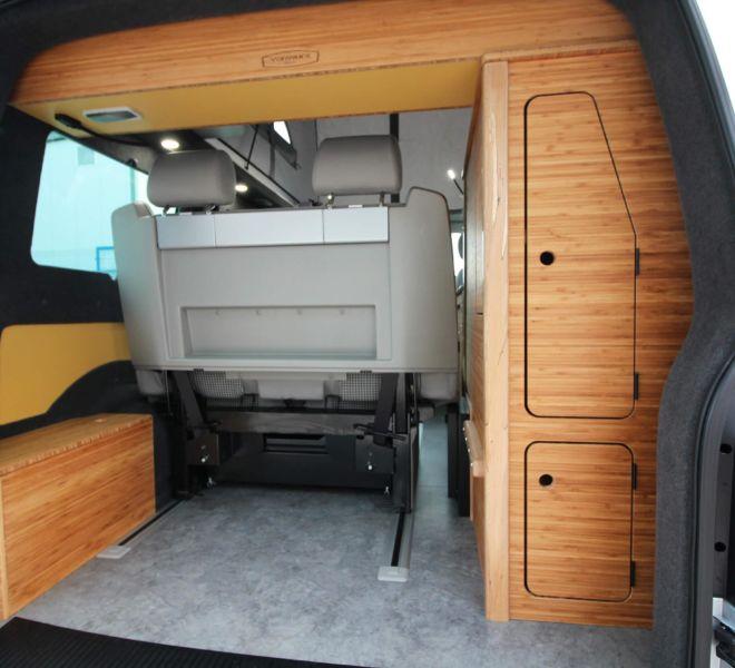 Vanworx California VW Conversion
