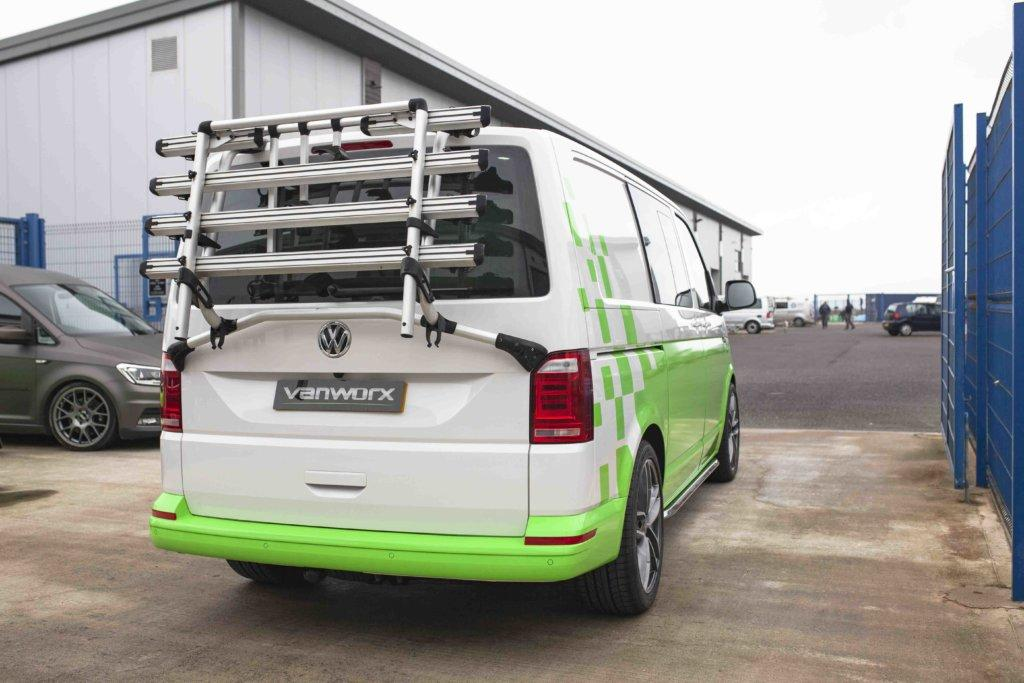 VW Transporter modifications for your perfect bus with