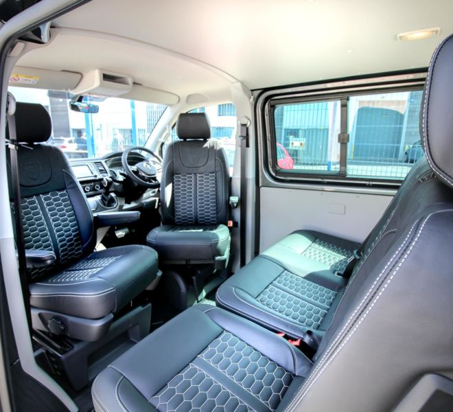 Vanworx Thruxton Kombi Conversion
