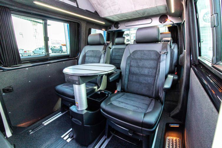 Multivan Conversion, 24th May 2019