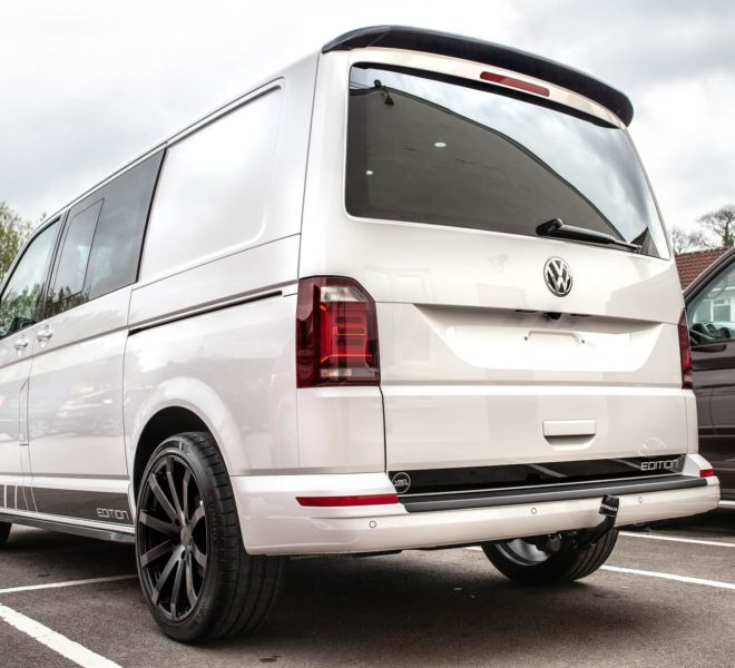 Vanworx VWX VW Kombi Conversion