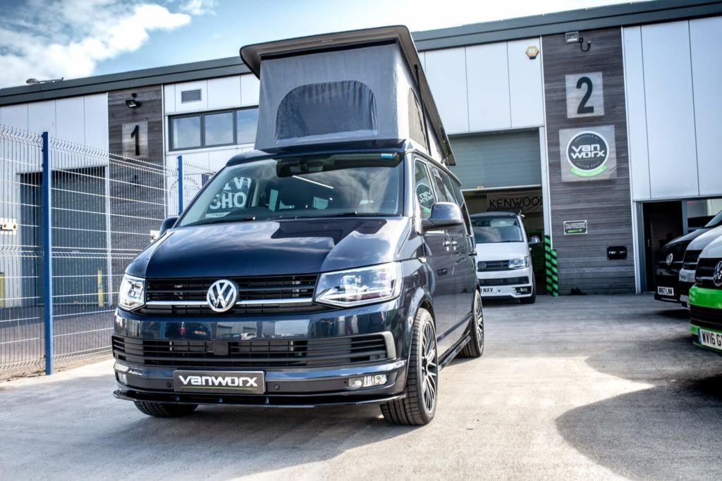 Vanworx VW Caravelle Conversion