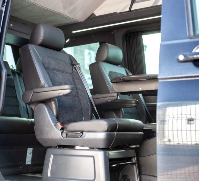 Vanworx VW Caravelle Conversion