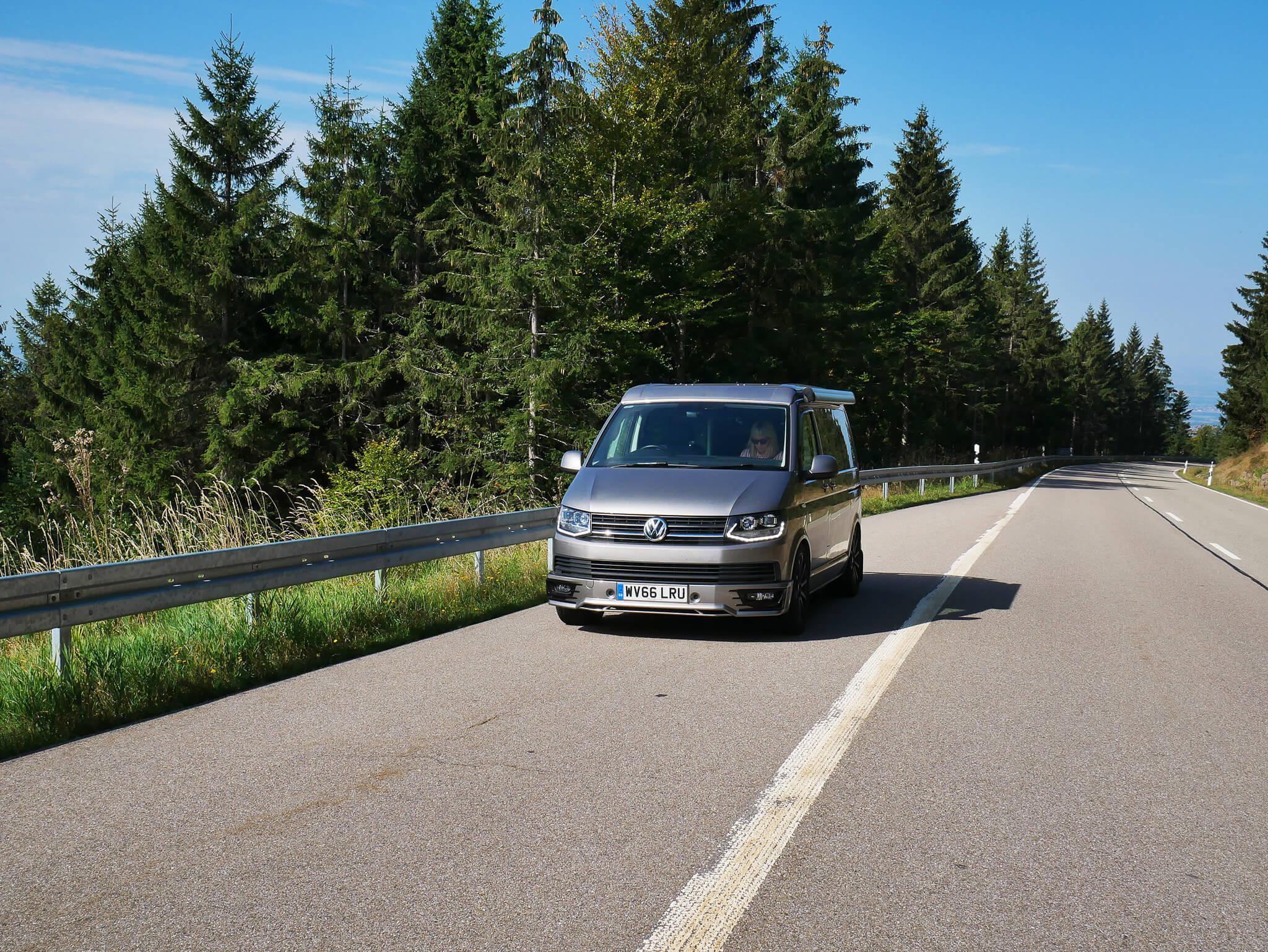 Vanworx Customer VW Story