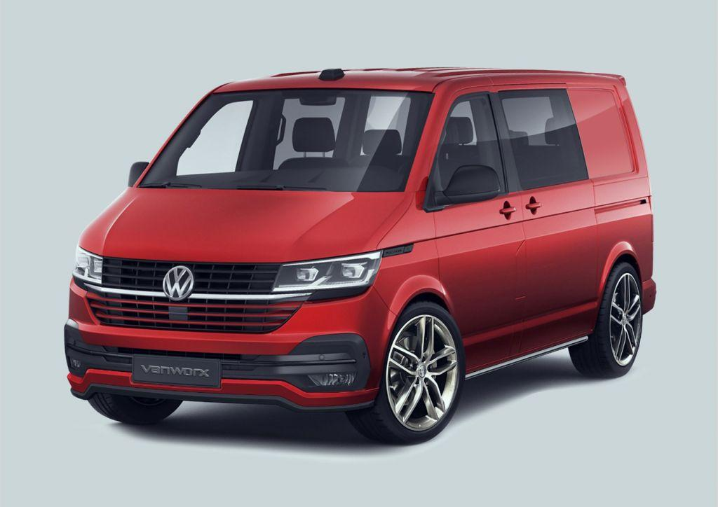 T6.1 Kombi Sports Van